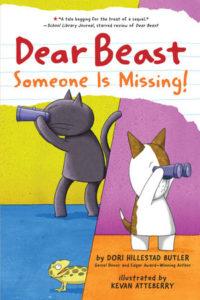 cover of Dear Beast