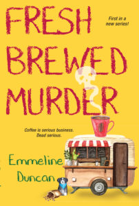 cover of Fresh Brewed Murder