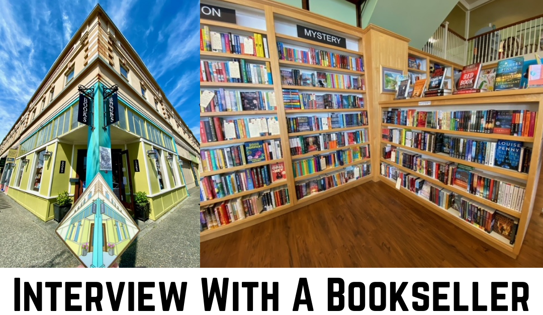 Interview With A Bookseller: Alexa of Beach Books