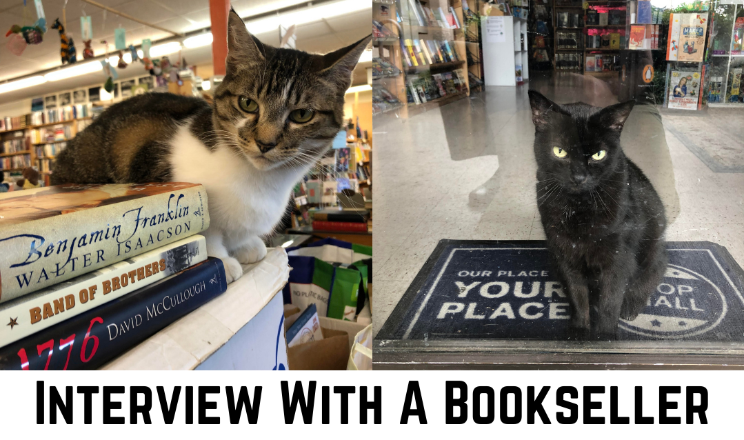 Interview With A Bookseller: Christy Peterson of Vintage Books